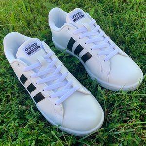 Adidas neo cloudfoam women's sneaker size 8 1/2.